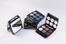 MEIS Brand Makeup Cosmetics Professional Makeup 6 Colors Eye Shadow Eyeshadow Palette Matte Eyeshadow Eye Shadow Palette MS0619