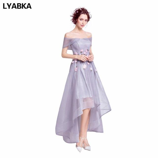 cheap asymmetrical prom dresses