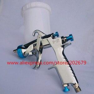 Image 1 - プラスチック/金属カップスプレーガンW 101 空気スプレー手動スプレーガン、 1.0/1.3/1.5/1.8 ミリメートル日本品質、W101 噴霧器エアスプレーガン