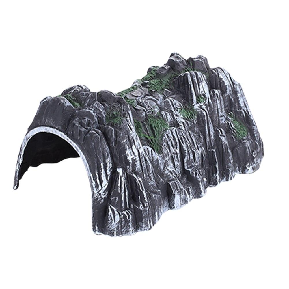 Песок модель стола моделирование туннель пластик многоцветный детская игра Коллекция строительных блоков моделирование пещера железная дорога Diy