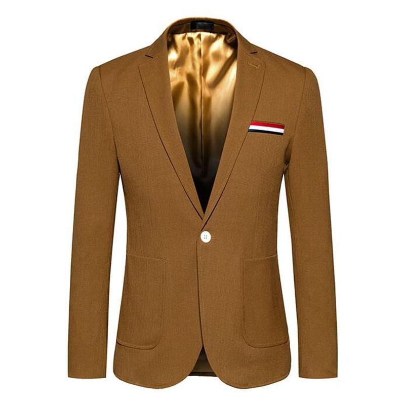 5xl Men Blazer 2018 Cheap Suit Jackets Korean Fashion Luxury Designer Masculino