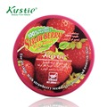 Kustie Silky Smooth Strawberry Body Butter for Long-lasting Hydration 200ml