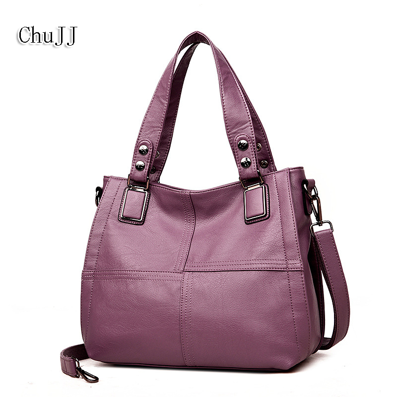 Women's Genuine Leather Handbags Fashion Patchwork Shoulder CrossBody Bags Messenger Bag Fashion Hobos Ruched Women Tote Bags 2017 new arrival women handbags fashion ladies shoulder panelled messenger patchwork crossbody bags casual tote rivet hobos bag