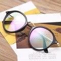 Vidros ópticos enquadrar armações de óculos mens mulheres limpar flor das mulheres titanium-óculos-frame-homens gafas mujer transparentes