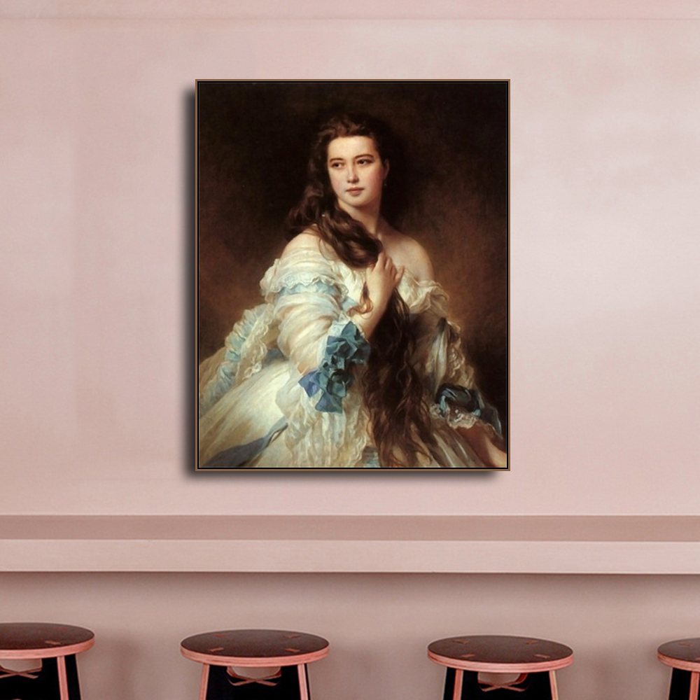 World Famous Painting Prints Canvas Painting Calligraphy Decoration Picture For The House Living Room Bedroom Home Wall Art in Painting Calligraphy from Home Garden