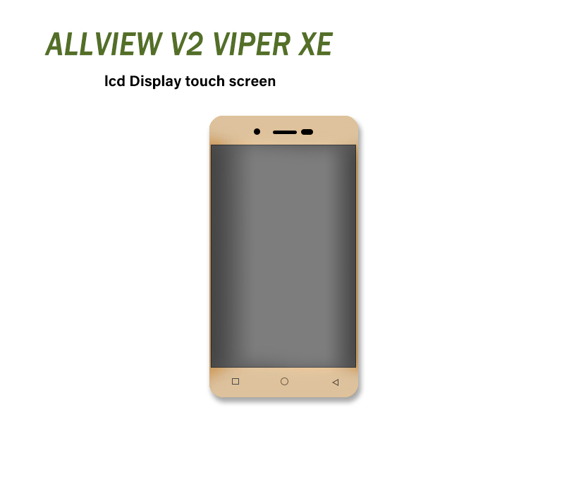 NEW  LCD Display Touch Screen   Digitizer Assembly Replacement  for  Allview V2 Viper XeNEW  LCD Display Touch Screen   Digitizer Assembly Replacement  for  Allview V2 Viper Xe