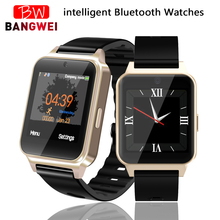 LIGE Smart Watch Women TF Push Message Camera Bluetooth Connectivity Android Phone Sports pedometer Digital Men smart watch+Box