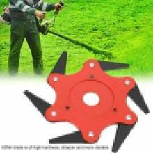5 Steel Blades Razor 65Mn Lawn Mower Grass Eater Trimmer Head Brush Cutter Tools