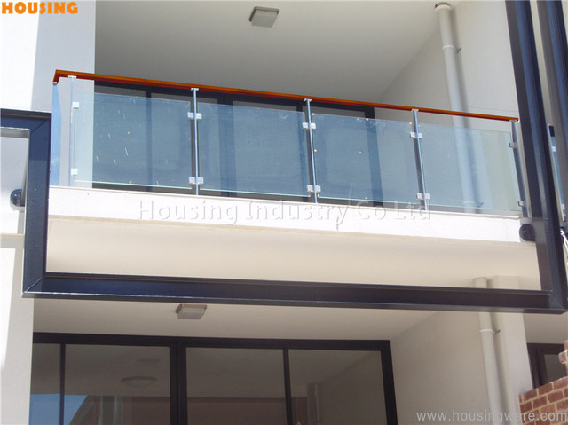 Stainless Steel Balusters Glass Balcony Railing For You On