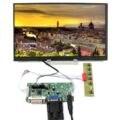 DVI + VGA LCD Controller Board Mit 10 6 zoll 1366x768 LTL106AL01 IPS LCD Screen-in Ersatzteile & Zubehör aus Verbraucherelektronik bei