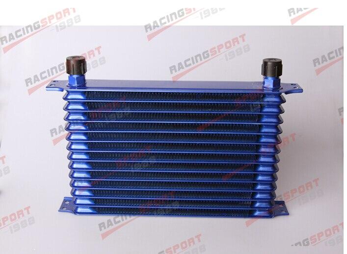 14 Row aluminum alloy 10AN universal oil cooler  OICC-14blue видеоигра бука saints row iv re elected