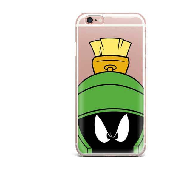 placeholder Thin Soft TPU Looney Tunes Daffy Duck Tweety Bird Clear Phone  Case for iPhone 5 5S 81905a4df