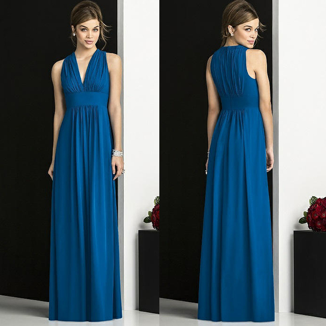 6a24992fb7 Baru Kedatangan Navy Blue Junior Bridesmaid Dress vestido para madrinha  Gadis Acara Khusus Partai Dresses untuk