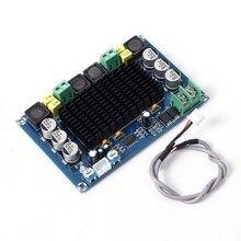 XH M569 150Wx2 High Power Digital Amplifier Board Pre amp 150W 150W TPA3116D2 Double Channel Amplifier