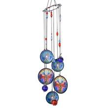 H & D carillones de viento decoración al aire libre, 18 ''Metal Memorial Windchimes, árbol de la vida Sympathy campanas de viento regalo para jardín Home Yard Hanging