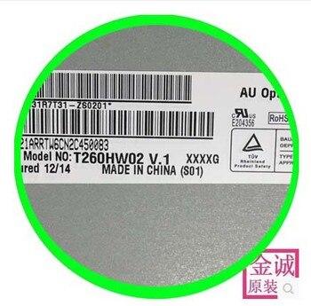 100% original new T260hw02 v1 AUO HD full-view LCD screen lc260eun-sda1/sca1