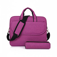 14 15 Inch Laptop Briefcase Men Women Casual Shoulder Messenger Bag Fashion Minimalist Computer Tablet Handbag