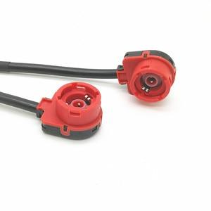Image 4 - 2Pcs Adapter D2S D2R D2C Xenon Lampen Konverter Für D4S D4R HID Conversion kit