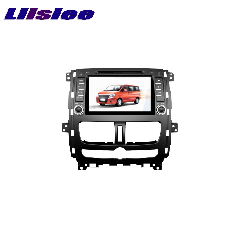 For Nissan Succe Shuaike 2011~2017 LiisLee Car Multimedia TV DVD GPS Audio Hi-Fi Radio Original Style Navigation Advanced NAV