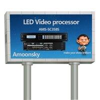 Оригинальный заводской professional SC358S sdi 4 к масштабирование и коммутация светодиодный видео процессор hd дисплей для absen светодиодный экран