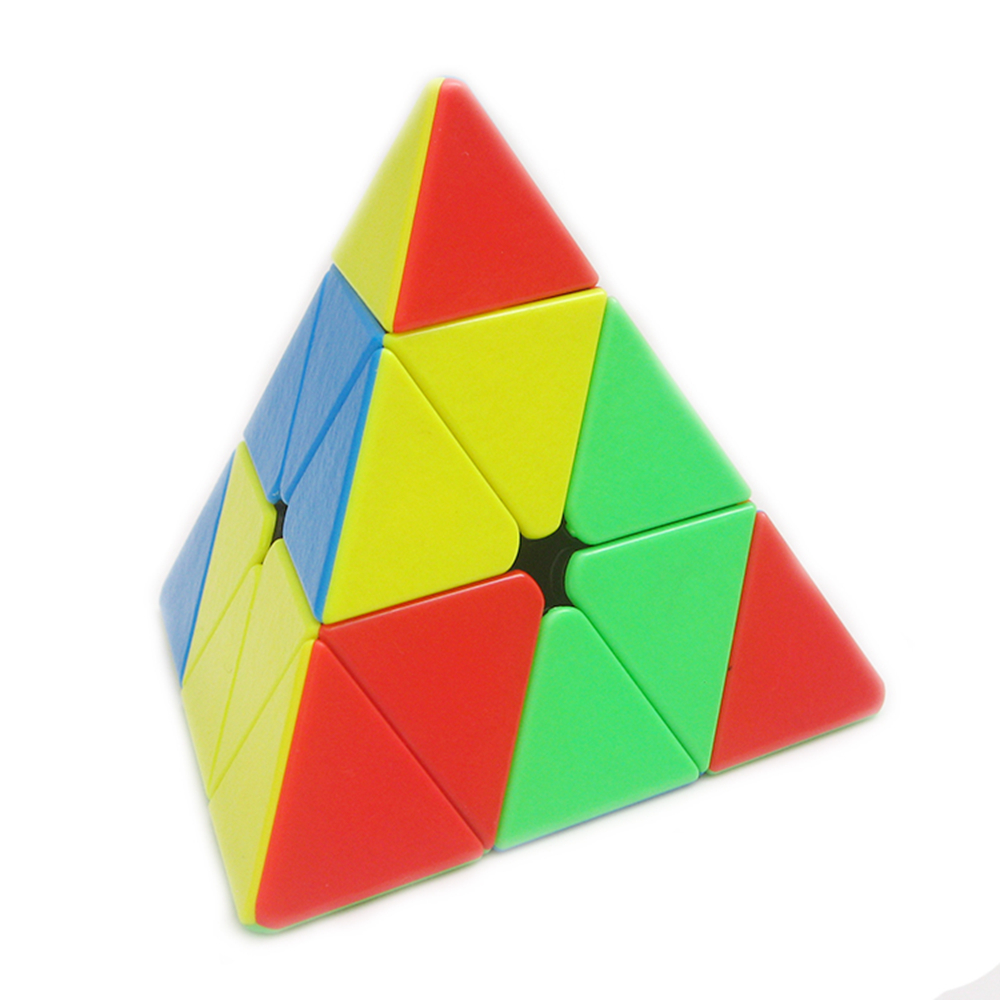 Shengshou GEM Series Pyraminx GEM Magic Cube Speed Puzzle Game Cubes Educational Toys for Children Kids Christmas Gift