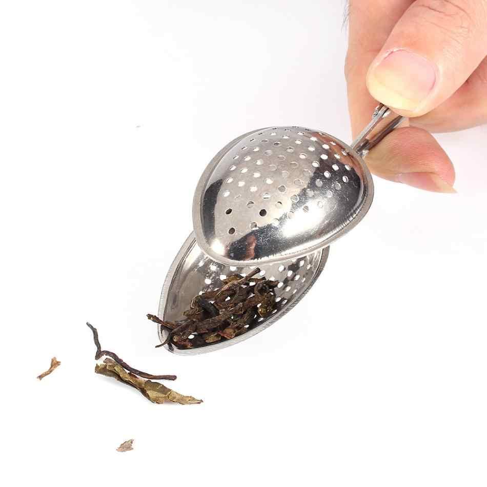 Infusor de Chá Coador de chá Bola Esfera de Aço Inoxidável Bola de Chá Infuser Herb Spice Difusor Filtro De Café Da Cozinha Utensílio de Cozinha