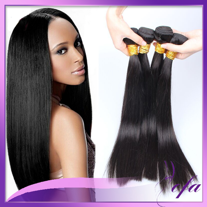 10a mink brazilian virgin hair straight human hair quick weave 10a mink brazilian virgin hair straight human hair quick weave cheap brazillian hair 4 pcs free shipping aofa hair product in hair weaves from hair pmusecretfo Image collections