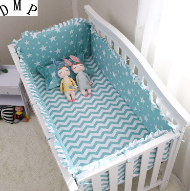 6PCS Baby Cot Baby Bedding Set Character Crib Cotton Bedclothes,(4bumpers+sheet+pillow cover)6PCS Baby Cot Baby Bedding Set Character Crib Cotton Bedclothes,(4bumpers+sheet+pillow cover)