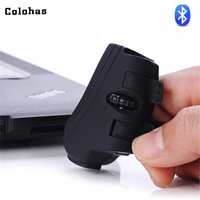 1000DPI Finger Laser Mouse Wireless Bluetooth Rechargeable Mouse Mini Design Portable Mice For ASUS HP DELL