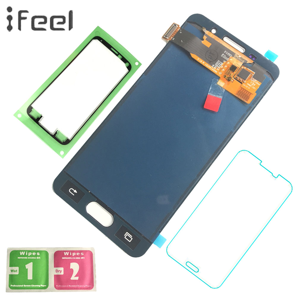 IFEEL Tested LCD Screen For Samsung Galaxy A3 2016 A310 SM-A310F A310M A310Y LCD Display Touch Screen For Samsung A3 LCDIFEEL Tested LCD Screen For Samsung Galaxy A3 2016 A310 SM-A310F A310M A310Y LCD Display Touch Screen For Samsung A3 LCD