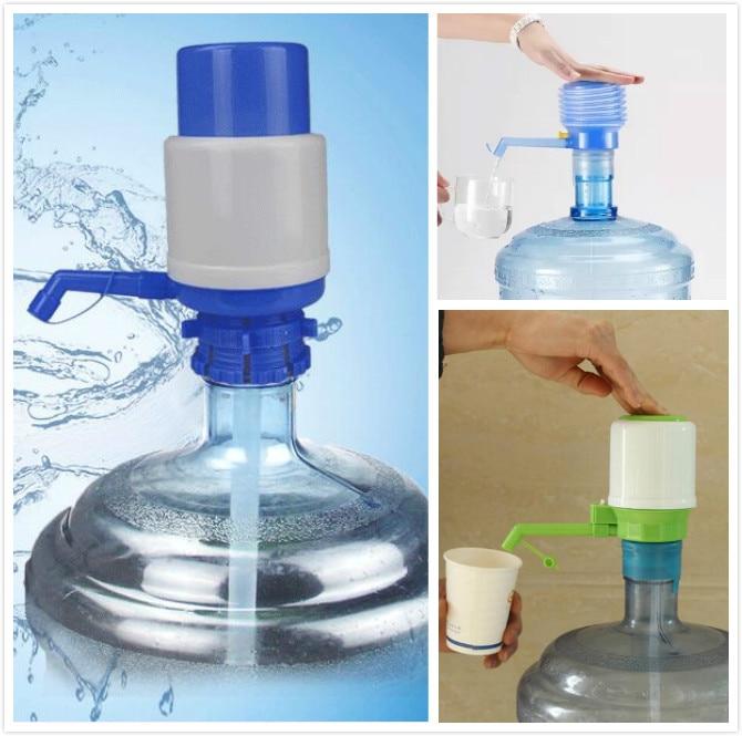 hot 3 different designs dispenser water bottlejug hand press pump bottle note included save - Water Jug Dispenser