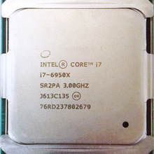 Free shipping Intel i7-6950X 10-Core 3.0GHz LGA2011-3 CPU Processor i7 6950X