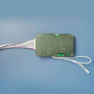 Image 4 - 58.8 فولت 14S بطارية ليثيوم لوحة دارات مطبوعة مع 40A تيار مستمر ل سكوتر كهربائي ليثيوم أيون أو يبو 48 فولت بطارية BMS مع التبديل