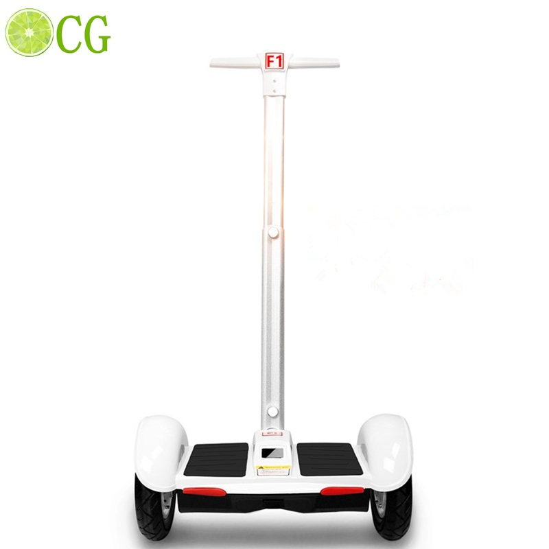 CG F1 Samsung 18650 battery font b hoverboard b font Two Wheels Smart Self Balancing Electric