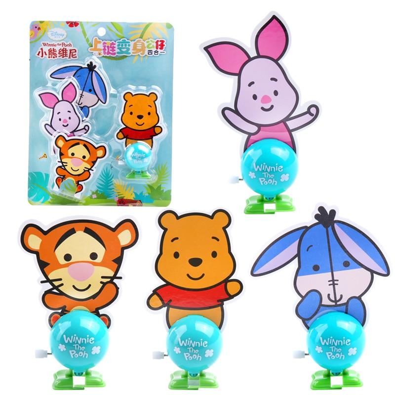 hot sale disney 4pcs cartoon winnie pooh children chain toys baby rh allsinretai ooo Classic Winnie the Pooh Prints Winnie the Pooh Baby Clip Art