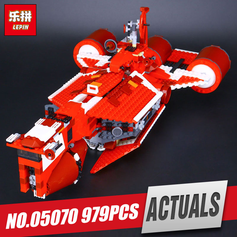 Lepin 05070 963Pcs Star Series The Republic toy Cruiser Set Children Educational Building Blocks Bricks War Toys Model Gift 7665 building blocks stick diy lepin toy plastic intelligence magic sticks toy creativity educational learningtoys for children gift