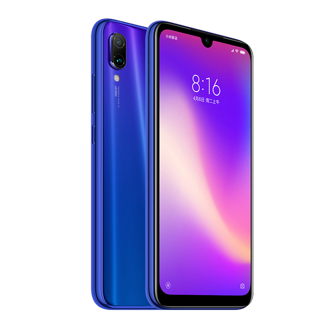 Global Rom Xiaomi Redmi Note 7 Pro 6GB 128GB Snapdragon 675 48MP IMX 586 Camera Octa Core 6.3'' FHD Screen Mobile Phone QC 4.0 3