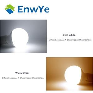 Image 4 - EnwYeหลอดไฟLED 220V 230V 240Vสีขาวเย็น/อบอุ่นสีขาว 15W 20W 25W e27 LED Dragon Ballหลอดไฟในร่ม