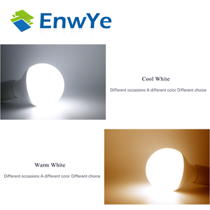 Image 4 - EnwYe LED Bulb 220V 230V 240V Cold White/Warm White 15W 20W 25W E27 LED Dragon Ball Bulb Light Bulbs Indoor Lighting