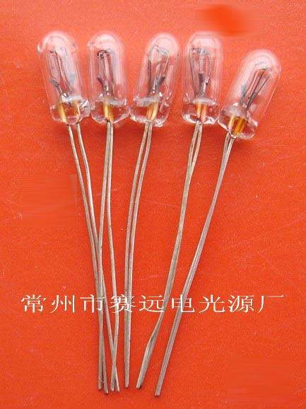 Match Far Electric Light Source Miniature Bulb Rice Bubble 0.05A 3.15mm A166 14V High Quality