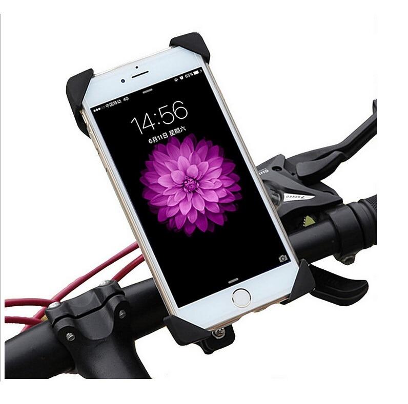 Niversal motocicleta mtb manillar de la bicicleta mount holder para samsung a5 a