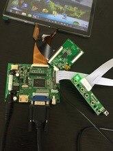 On sale 7 inch 800*480 LCD Capacitive Touch Screen controller board LCD Module HDMI VGA AV driver board for Raspberry Pi 3 DIY Kit