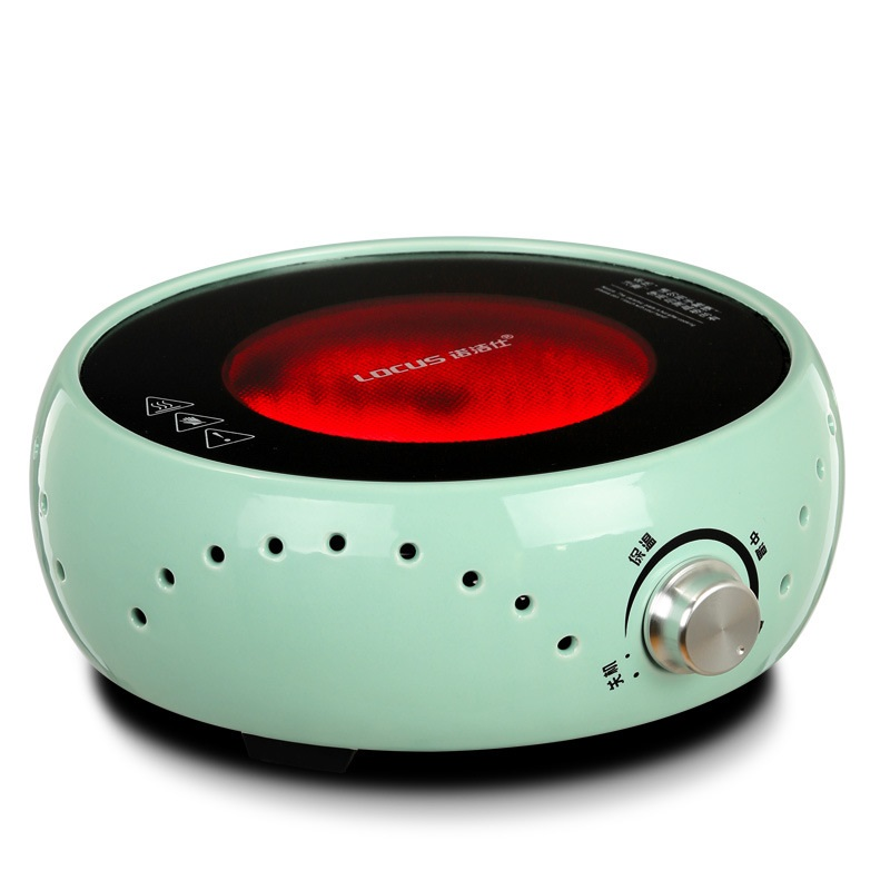 AC220 240V 50 60 hz mini elektrische keramische kookplaat kokend thee verwarming koffie 800 w power FORNUIS KOFFIE HEATER ZONDER POT - 2