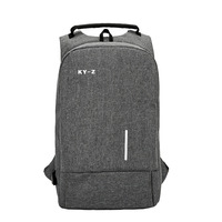 2018 New Multi Function Anti Theft Travel Backpack Usb Charging Backpack Men S Large Capacity Business