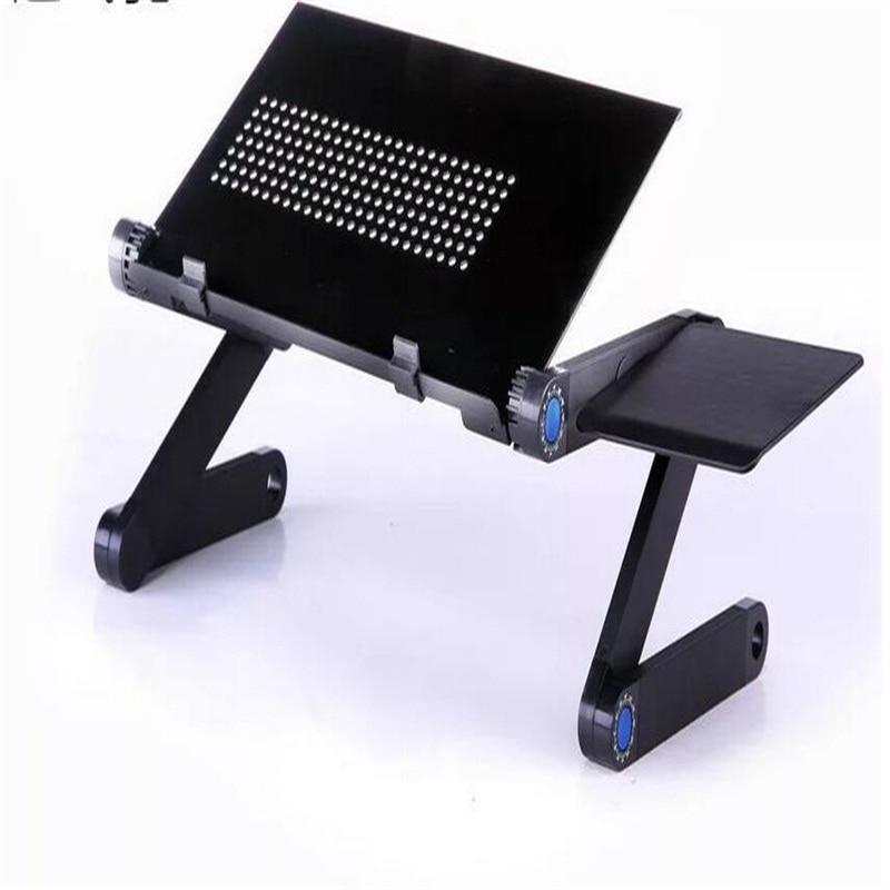 420*260 mm  Folding Laptop desk Bed portable tablet PC desk with mouse board wholesale multipurpose folding laptop desk portable bed tablet pc desk