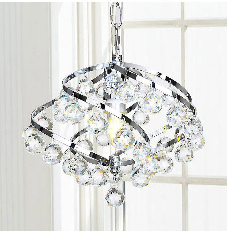 Us 130 66 6 Off Phube Lighting Modern K9 Crystal Pendant Light Chrome Guaranteed 100 Free Shipping In
