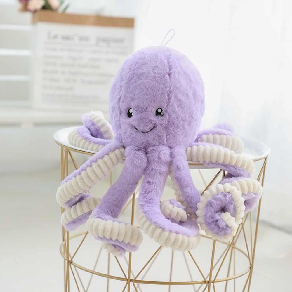 """Милая плюшевая игрушка """"осьминог"""" осьминог куклы-Киты и набивные плюшевые игрушки морские игрушки для животных для детей Детский Рождественский подарок"""
