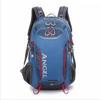 Nylon Sport Bag Combination Color Shoulder Bag Outdoor Sports Bag Large Capacity Multi Functional Waterproof Practical