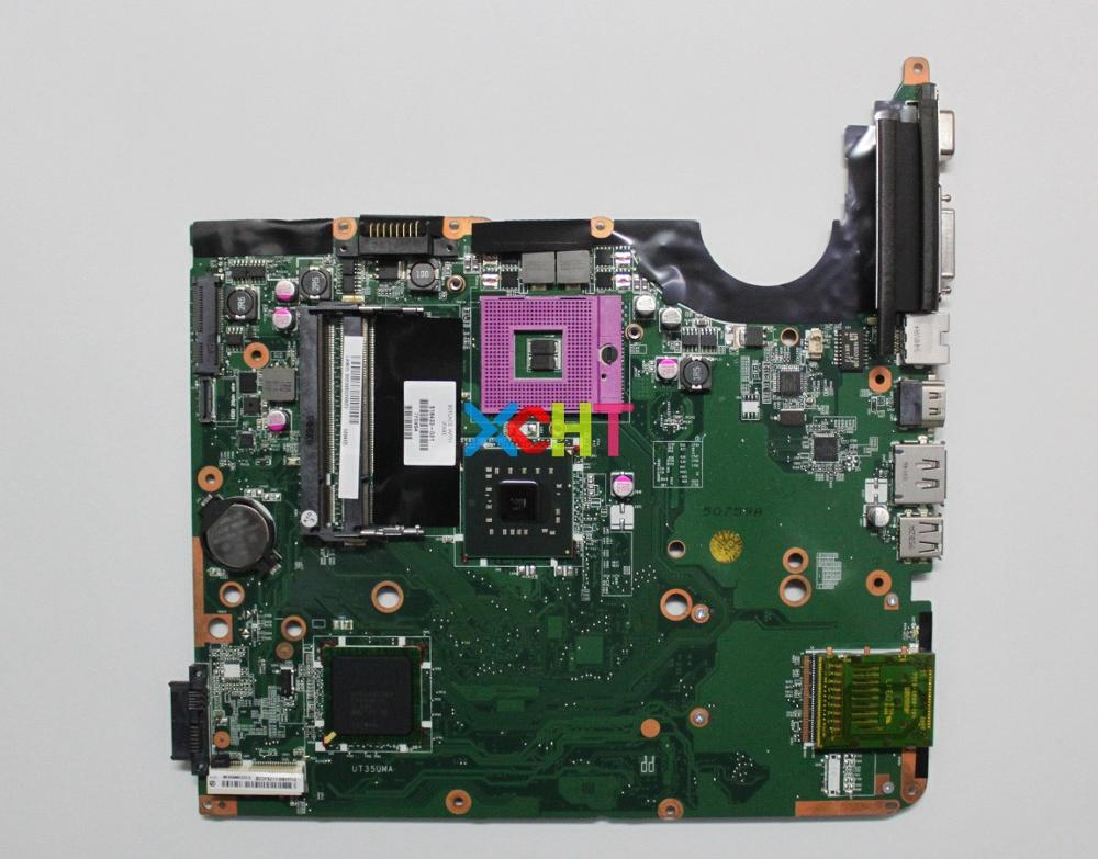 XCHT for HP DV6 1000 Series 518433 001 DAUT3AMB6C0 GM47 Laptop Motherboard Mainboard Tested Working perfect