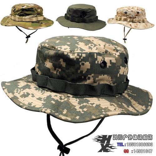 US Military Army BONNIE HATS Round-brimmed Sun Bonnet James Super Light  Sniper fishing Hat 4ec1ecf6e77